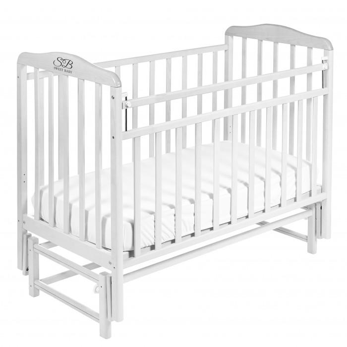 Детские кроватки Sweet Baby Flavio продольный маятник детские кроватки kitelli kito amore продольный маятник