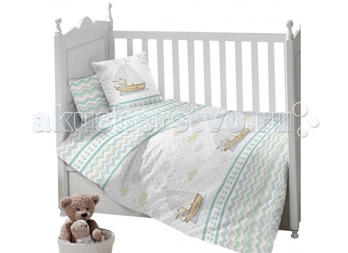 Постельное белье Sweet Baby Gioco Vela (3 предмета), Постельное белье - артикул:492981