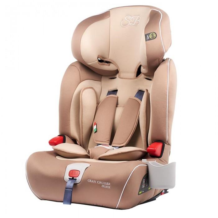 Автокресло Sweet Baby Gran Cruiser IsofixGran Cruiser IsofixАвтокресло Sweet Baby Gran Gran Cruiser Isofix является трансформером, растущим с Вашим ребенком с того момента, как он научился сидеть самостоятельно и до 12 лет. Пока ребенок маленький, используйте 5-ти точечные ремни безопасности. По мере роста ребенка, 5-ти точечные ремни снимаются, подголовник регулируется по высоте и используются 3-х точечные ремни безопасности автомобиля, чтобы пристегнуть ребенка.  Особенности: трансформируется в бустер, как только уровень глаз ребенка в автокресле стал выше верхней точки подголовника. В таком случае спинку необходимо снять. наличие системы Isofix, которая позволяет быстро, легко и надежно соединить автокресло с автомобилем без использования ремней безопасности. Это гарантирует максимальный уровень безопасности ребенка в случае инцидента на дороге. Направляющие Isofix вставляются в скобы, которые находятся под спинкой заднего сидения автомобиля. каркас автокресла покрыт энергопоглощающим пенополиэтиленом EPE Foam. В момент аварии EPE поглощает энергию удара вместо Вашего ребенка. ортопедический эффект. Пористый материал PUR Foam, содержащий в своей структуре множество микроскопических  пузырьков, дает ортопедический эффект. Нагрузка равномерно перераспределяется и поверхность идеально повторяет контуры тела. 2 положения наклона спинки. Спинка автокресла отклоняется для сна в дороге. широкие эргономичныесидение и спинка. Ширина кресла 31 см, что позволяет ребенку чувствовать себя комфортно в поездке даже в зимней одежде. 6 уровней высоты подголовника. наличие мягкого вкладыша. Съемный вкладыш предназначен для самых маленьких. Снимите его когда ребенок подрастет. наличие мягких накладок на внутренних ремнях. высоту внутренних ремней можно регулировать. наличие фиксатора натяжения ремней.<br>