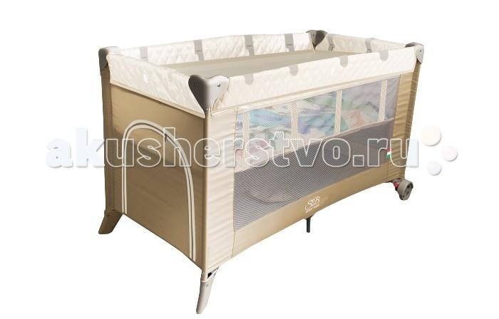 Детская мебель , Манежи Sweet Baby Intelletto 5 в 1 арт: 359659 -  Манежи