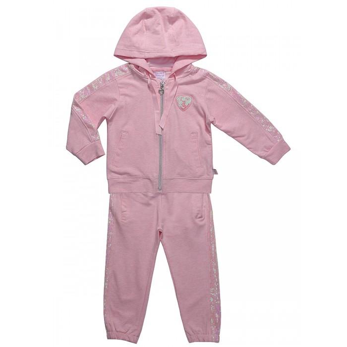 Комплекты детской одежды Sweet Berry Комплект для девочки Denim story 812092, Комплекты детской одежды - артикул:507841
