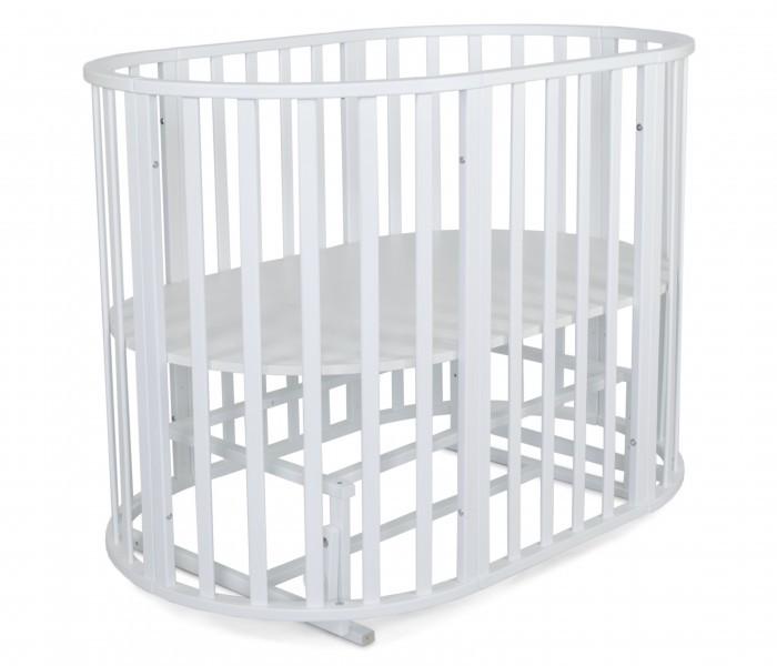 Кроватки-трансформеры Sweet Baby Delizia V2 9 в 1 (маятник поперечный) детские кроватки sweet baby ennio маятник поперечный