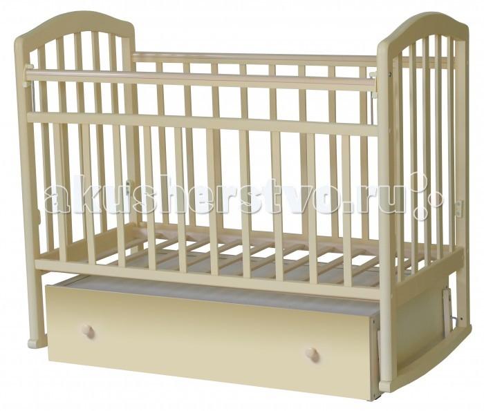 Детские кроватки Sweet Baby Laura (маятник поперечный)