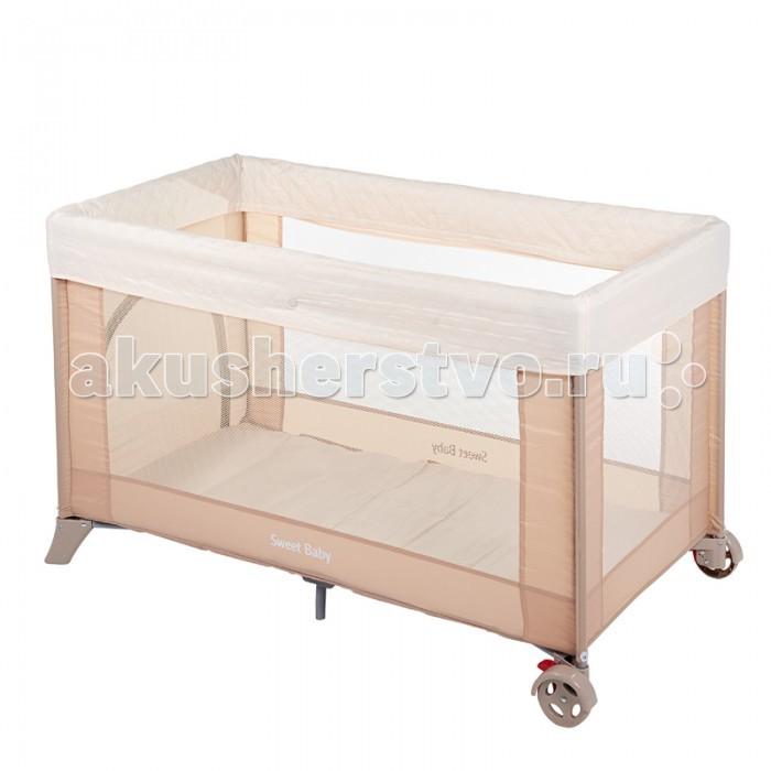 Детская мебель , Манежи Sweet Baby Mantellina арт: 359649 -  Манежи