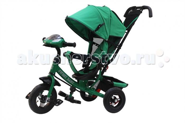 Трехколесные велосипеды Sweet Baby Mega Lexus Trike Air Music bar 8/10 трехколесные самокаты smart trike скутер ski z7