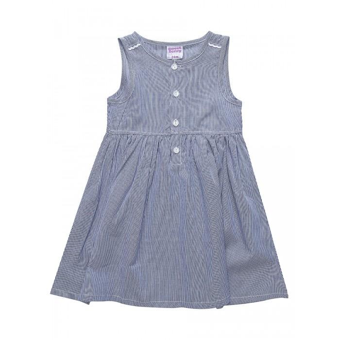 Детские платья и сарафаны Sweet Berry Платье для девочки Little sea 812104, Детские платья и сарафаны - артикул:507961