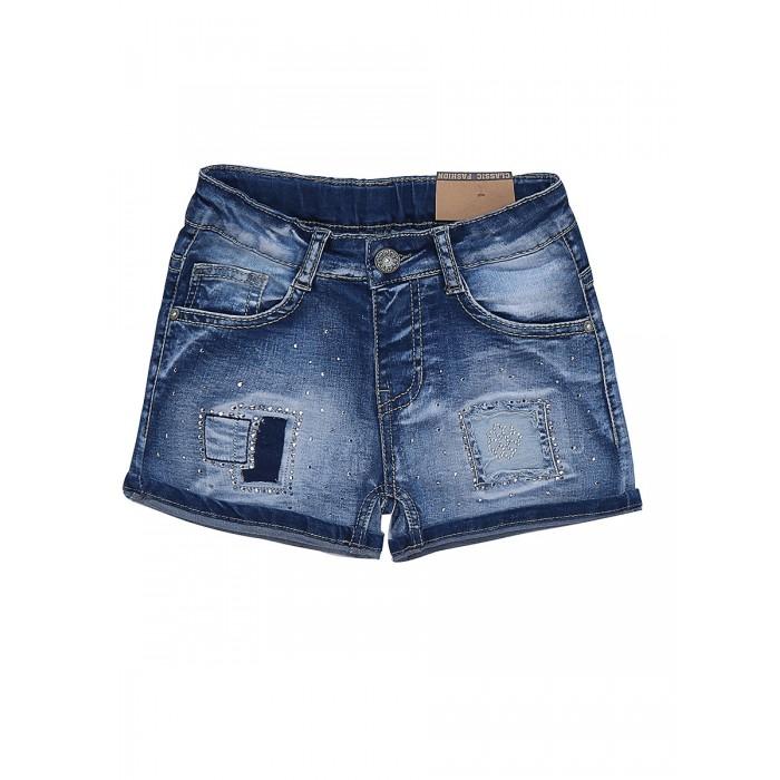 Sweet Berry Шорты джинсовые для девочки Denim story 812094