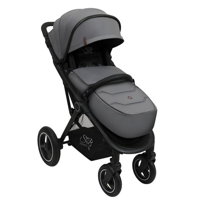 Прогулочная коляска Sweet Baby Suburban Compatto (Air) надувные колеса