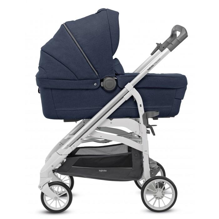 Детские коляски , Коляски 3 в 1 Inglesina Trilogy System Quattro 4 в 1 на шасси Trilogy White арт: 475451 -  Коляски 3 в 1