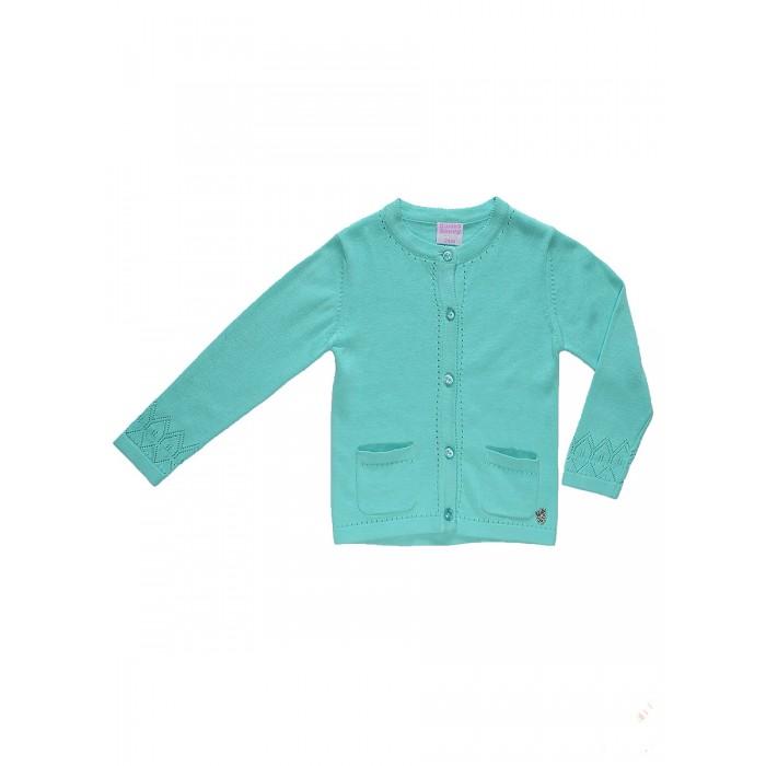 Детская одежда , Пиджаки, жакеты, жилетки Sweet Berry Жакет для девочки Seagull 812107 арт: 507966 -  Пиджаки, жакеты, жилетки