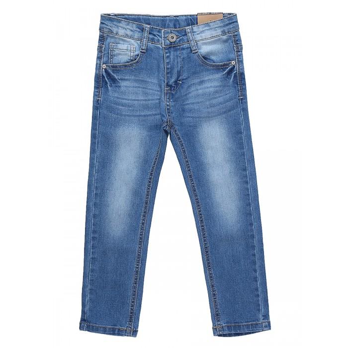 Брюки, джинсы и штанишки Sweet Berry Брюки джинсовые для девочек Яркая мечта 814078 sweet years джинсовые брюки