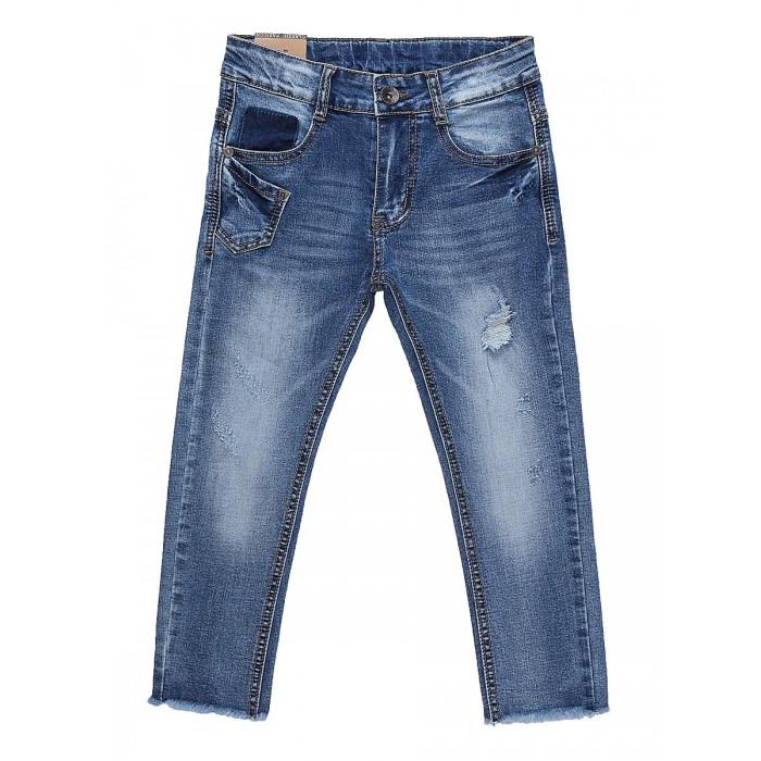 Брюки, джинсы и штанишки Sweet Berry Брюки джинсовые для мальчиков Гаваи sweet years джинсовые брюки