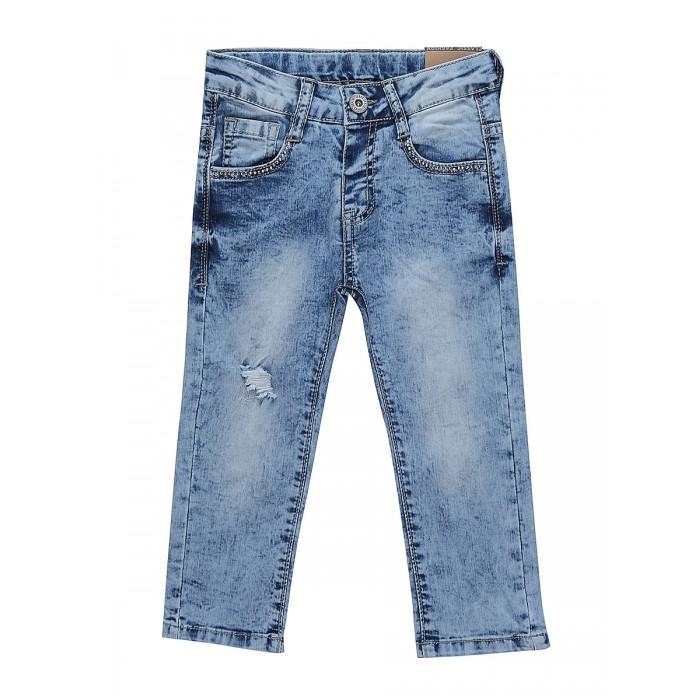Брюки, джинсы и штанишки Sweet Berry Джинсы для девочки Seagull 812108, Брюки, джинсы и штанишки - артикул:508121