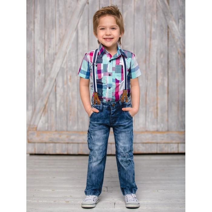 Купить Брюки и джинсы, Sweet Berry Джинсы для мальчика Крабы