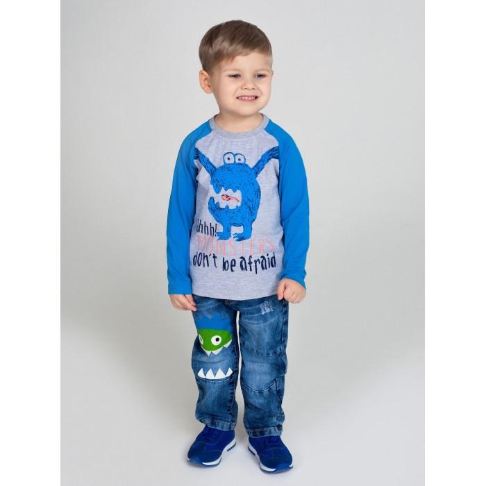 Купить Брюки и джинсы, Sweet Berry Джинсы для мальчика Монстрики