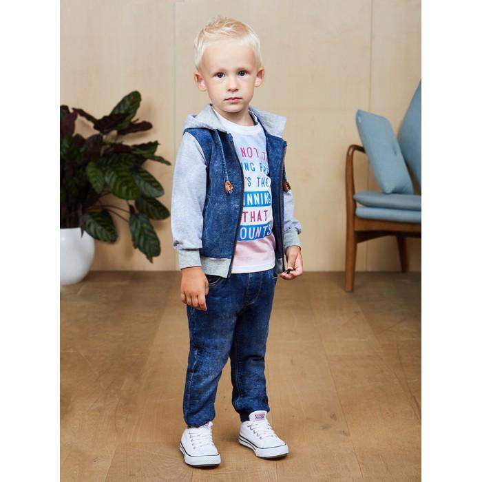 Купить Брюки и джинсы, Sweet Berry Джинсы для мальчика Тайна