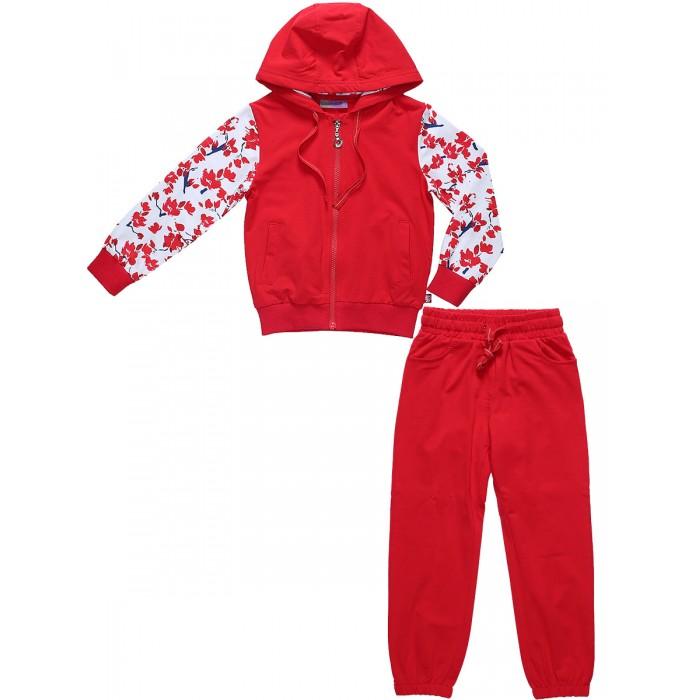 Комплекты детской одежды Sweet Berry Комплект для девочки Морское путешествие 814038, Комплекты детской одежды - артикул:524776