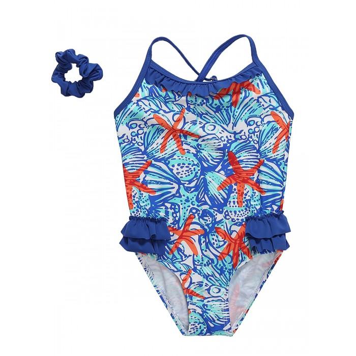 Детская одежда , Купальники и плавки Sweet Berry Купальник для девочек Русалочка арт: 522771 -  Купальники и плавки