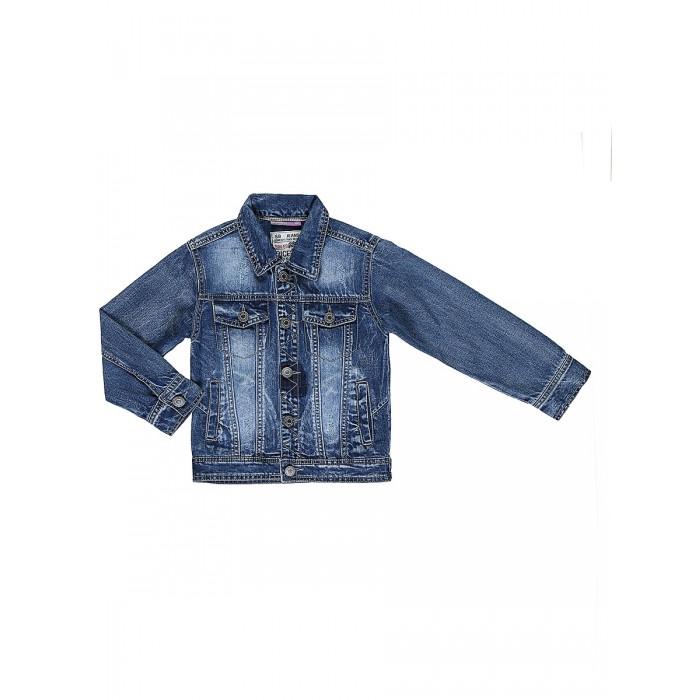 Ветровки, плащи, дождевики и жилеты Sweet Berry Куртка джинсовая для мальчика Морской день 813114, Ветровки, плащи, дождевики и жилеты - артикул:524431
