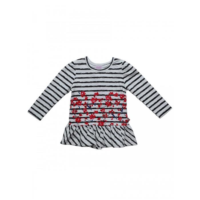Водолазки и лонгсливы Sweet Berry Лонгслив для девочки Little sea 812010 new sweet little fresh little lady backpack fashion kids mini school bag ly1813