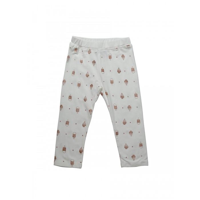 Брюки, джинсы и штанишки Sweet Berry Лосины для девочек Сладкое настроение
