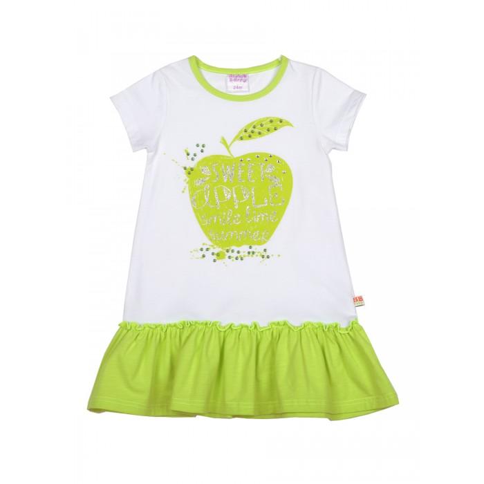 Платья и сарафаны Sweet Berry Платье для девочки Фруктовое лето 912045