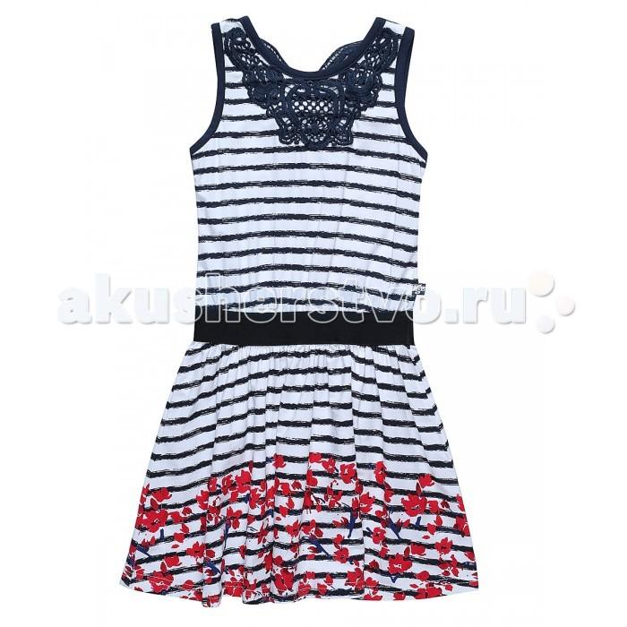 Детские платья и сарафаны Sweet Berry Платье для девочки Морское путешествие 814042, Детские платья и сарафаны - артикул:524796