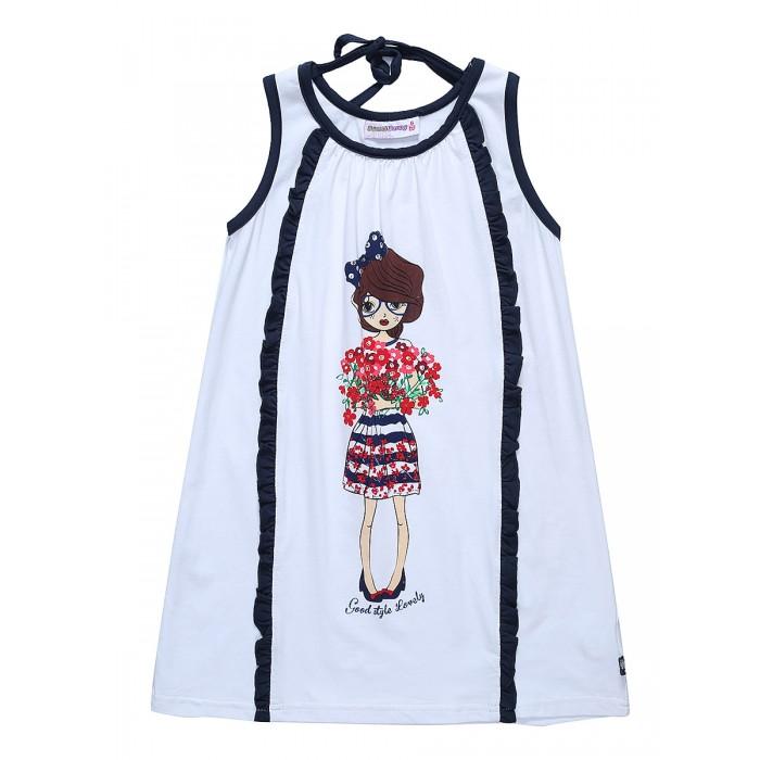 Sweet Berry Платье для девочки Морское путешествие 814043