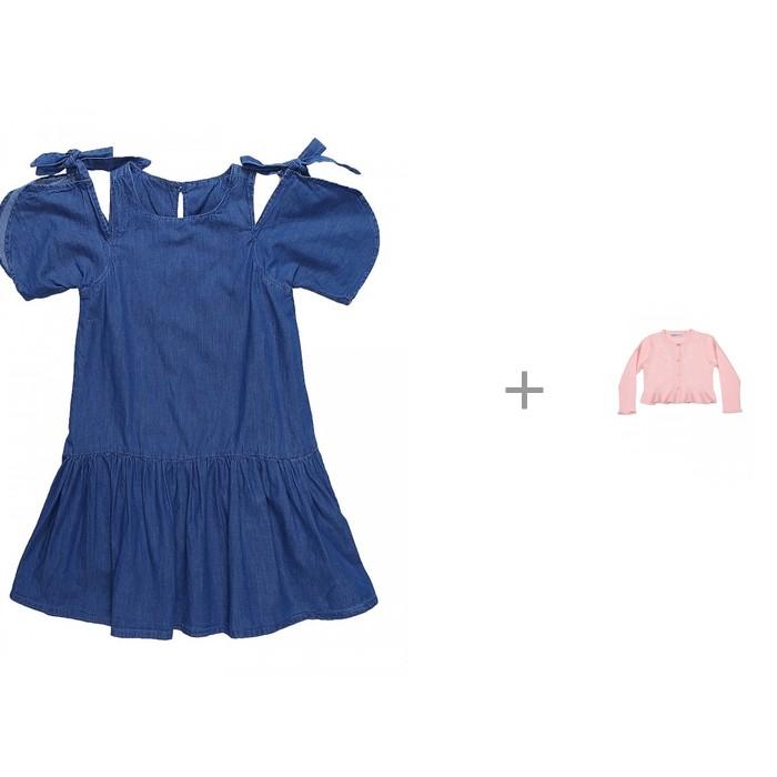 Платья и сарафаны Sweet Berry Платье Русалочка 81413 с жакетом Городская прогулка 914001