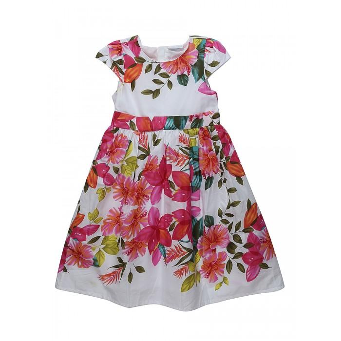 Детские платья и сарафаны Sweet Berry Платье Нарядные платья 814137 красный короткий подъюбник uni