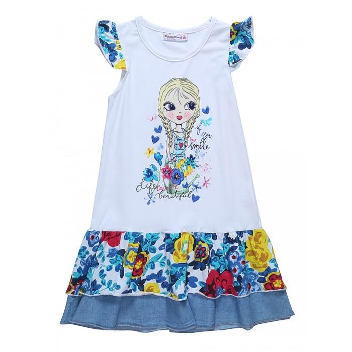 Детские платья и сарафаны Sweet Berry Платье Яркая мечта 814082