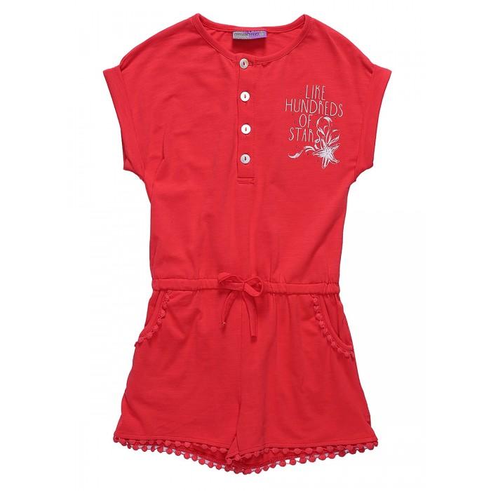 Детские платья и сарафаны Sweet Berry Полукомбинезон для девочек Русалочка, Детские платья и сарафаны - артикул:522861