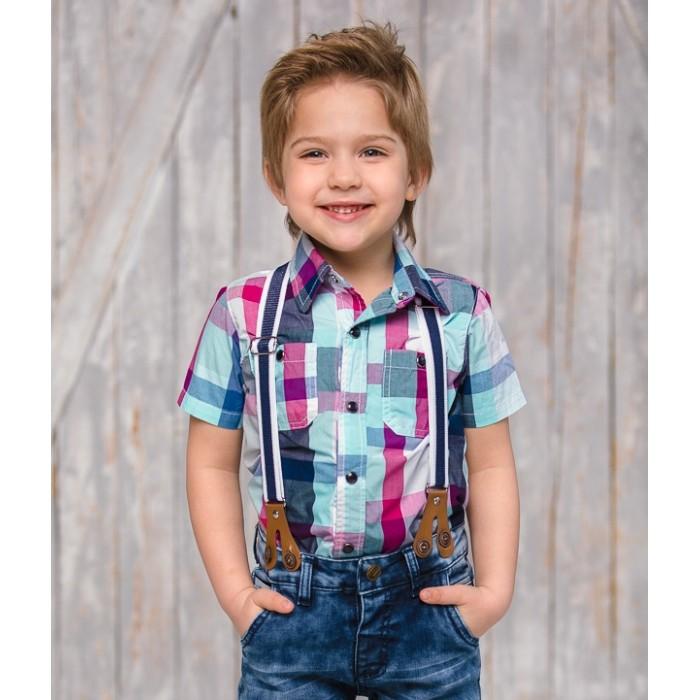 Sweet Berry Рубашка для мальчика Крабы
