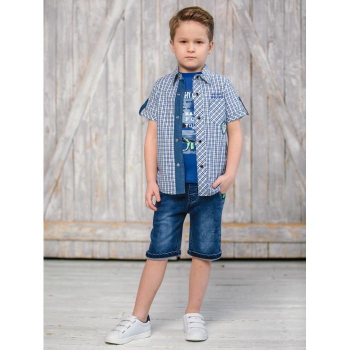 Sweet Berry Рубашка для мальчика Поймать волну 913061