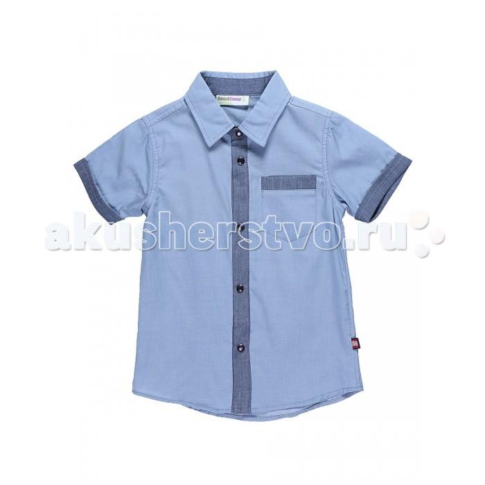 Детская одежда , Блузки и рубашки Sweet Berry Рубашка для мальчиков Гаваи арт: 521381 -  Блузки и рубашки