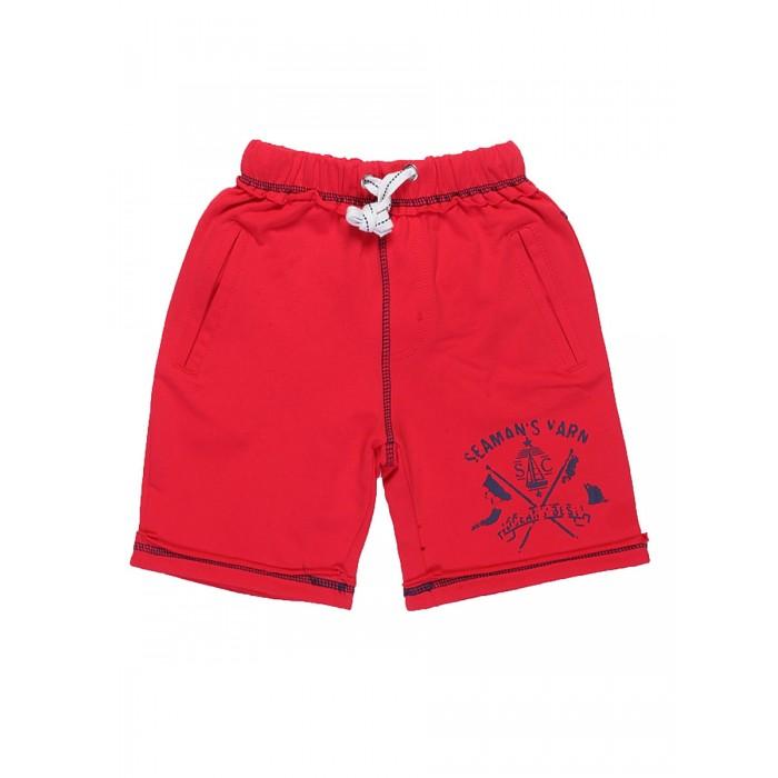 Детская одежда , Шорты и бриджи Sweet Berry Шорты для мальчика Морской день 813108 арт: 524231 -  Шорты и бриджи