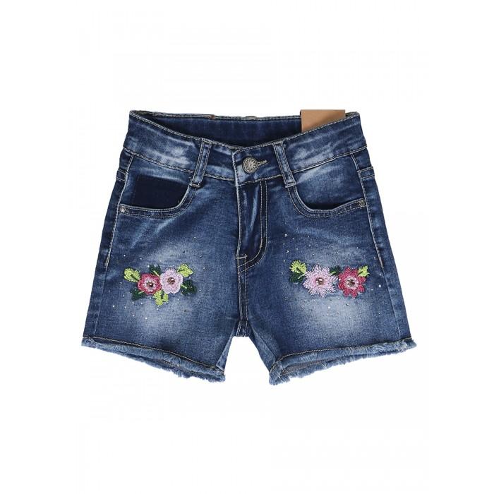Шорты и бриджи Sweet Berry Шорты джинсовые для девочек Яркая мечта 814081, Шорты и бриджи - артикул:525951