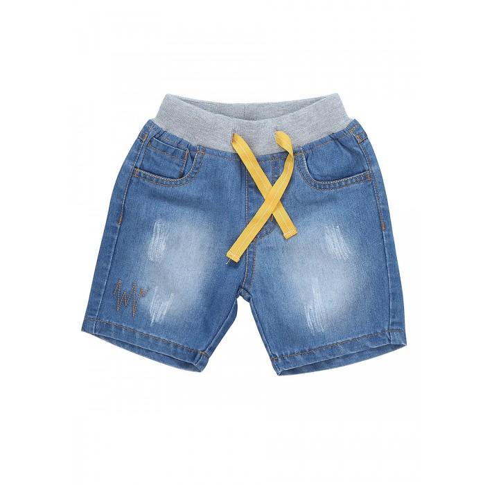 Детская одежда , Шорты и бриджи Sweet Berry Шорты джинсовые для мальчика Denim club 811032 арт: 502301 -  Шорты и бриджи