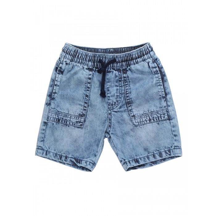Детская одежда , Шорты и бриджи Sweet Berry Шорты джинсовые для мальчика Sailor stories 811086 арт: 504556 -  Шорты и бриджи