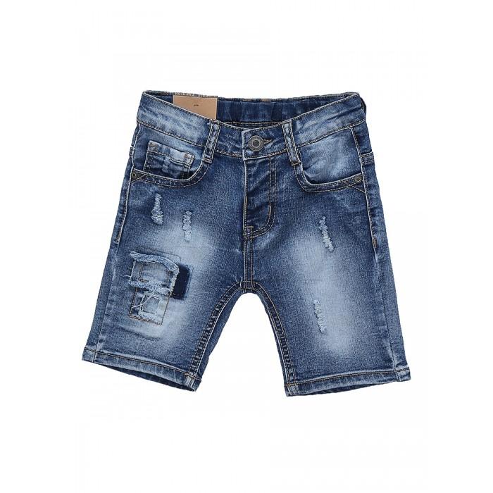 Детская одежда , Шорты и бриджи Sweet Berry Шорты джинсовые для мальчика Sailor stories 811106 арт: 504986 -  Шорты и бриджи
