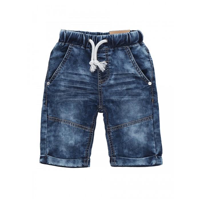 Детская одежда , Шорты и бриджи Sweet Berry Шорты джинсовые для мальчика Smile of monsters 811073 арт: 503836 -  Шорты и бриджи