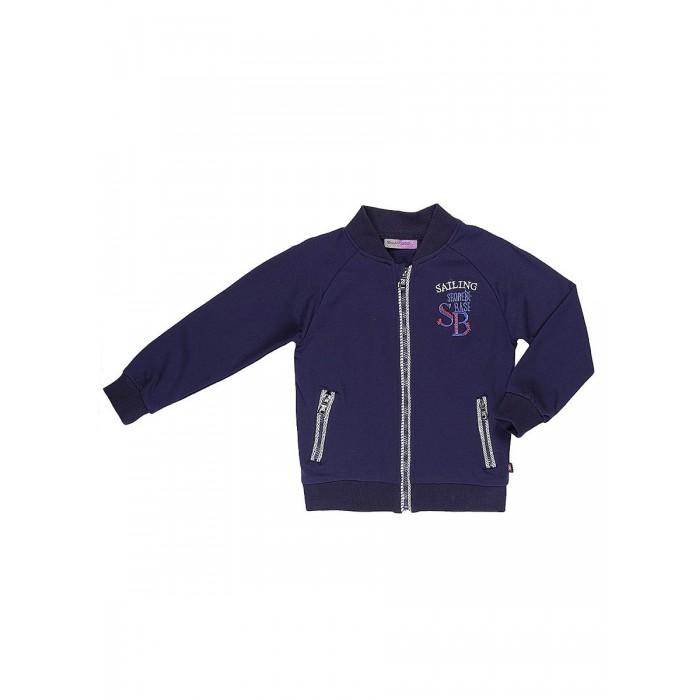 Детская одежда , Толстовки, свитшоты, худи Sweet Berry Толстовка для мальчика Морской день 813087 арт: 523696 -  Толстовки, свитшоты, худи