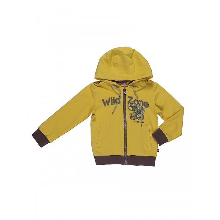 Детская одежда , Толстовки, свитшоты, худи Sweet Berry Толстовка для мальчика Сафари 813062 арт: 524446 -  Толстовки, свитшоты, худи