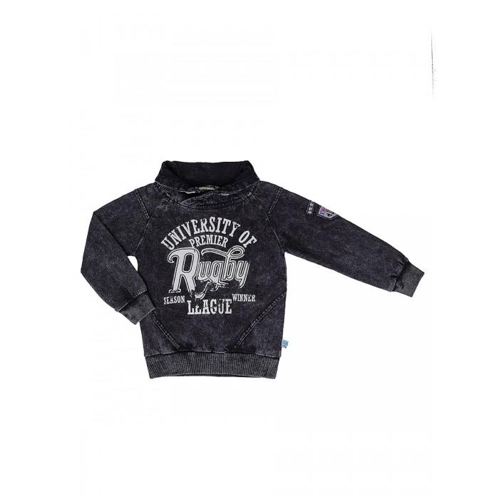 Детская одежда , Толстовки, свитшоты, худи Sweet Berry Толстовка для мальчика Sport college 811013 арт: 502106 -  Толстовки, свитшоты, худи