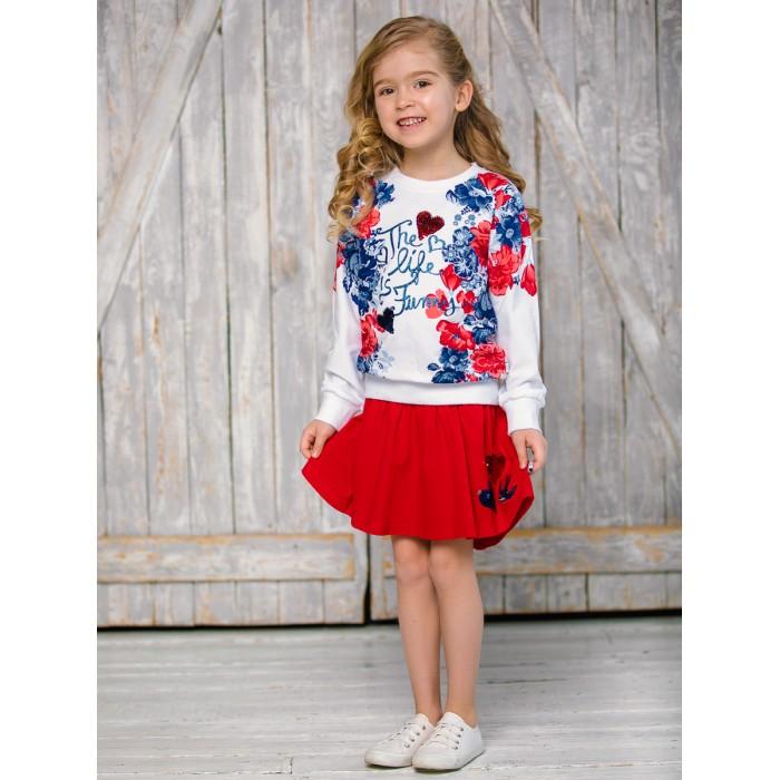 Sweet Berry Юбка для девочки Яркое настроение 914035