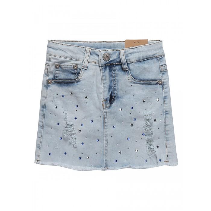 Юбки Sweet Berry Юбка джинсовая Яркая мечта юбки