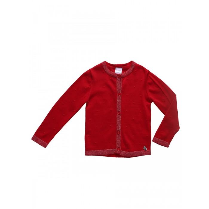 Детская одежда , Пиджаки, жакеты, жилетки Sweet Berry Жакет для девочки Little sea 812022 арт: 505556 -  Пиджаки, жакеты, жилетки