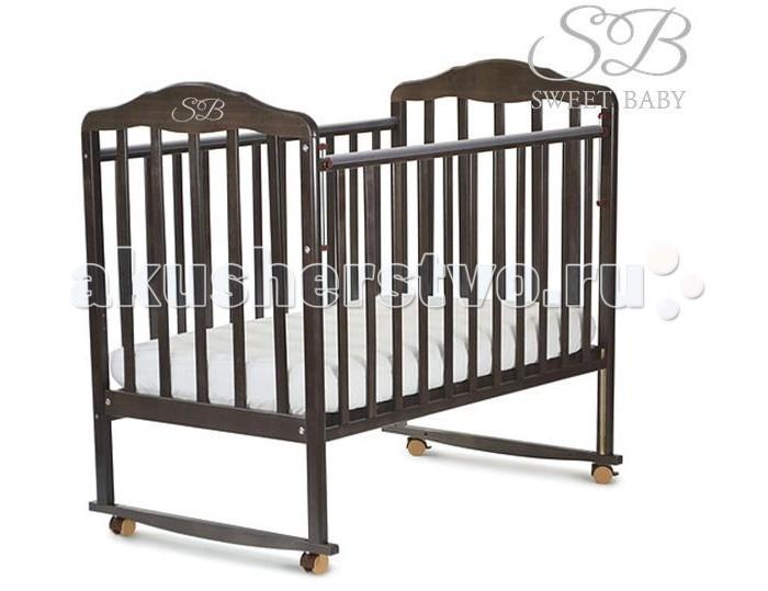 Детская кроватка Sweet Baby Lorenzo качалка