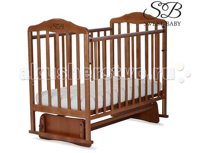 Детская кроватка Sweet Baby Luigi поперечный маятник