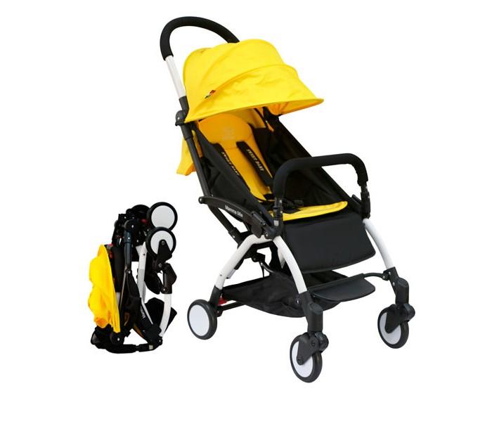 Прогулочная коляска Sweet Baby Mamma MiaMamma MiaПрогулочная коляска Sweet Baby Mamma Mia подарит малышу комфорт и радость прогулок, а родителям — удобство передвижения.   Особенности: Материал рамы Алюминий Легкий вес (5,8 кг) Тормоз задних колес одним касанием 360 градусов поворотные передние колеса с подвеской Позиция спинки многоступенчатая, максимально 165 градусов Имеется подножка Капюшон из ткани Оксфорд. Маленькое окошко для мамы на капюшоне, чтобы следить за ребенком. Матрасик мягкий из трикотажной ткани. Корзина Регулируемая подножка размер спального места: 83х35 см Передний бампер для обеспечения безопасности ребенка. Съемный. 5ти точечный ремень безопасности Ремень плечевой для взрослого позволяет носить коляску на плече когда она сложена. Помещается в багажный отсек самолета.  Комплектация: москитная сетка, съемный бампер, сумочка для коляски.<br>
